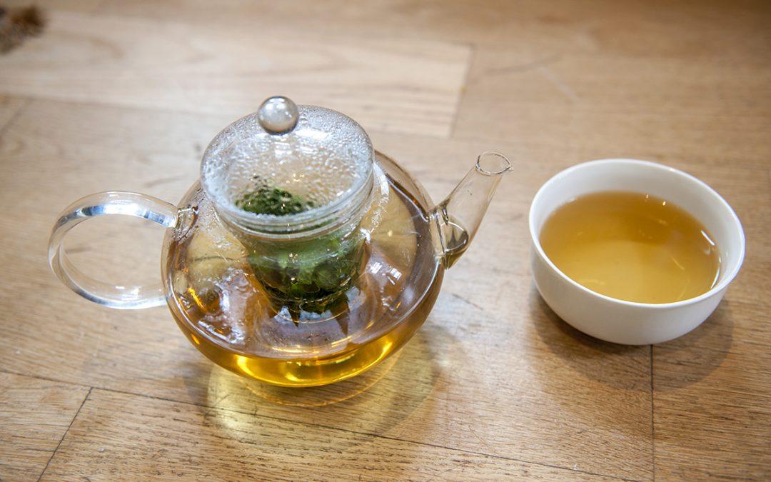 Parsley Tea