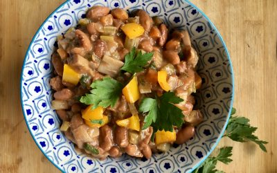 Pinto Bean and Vegetable Stew